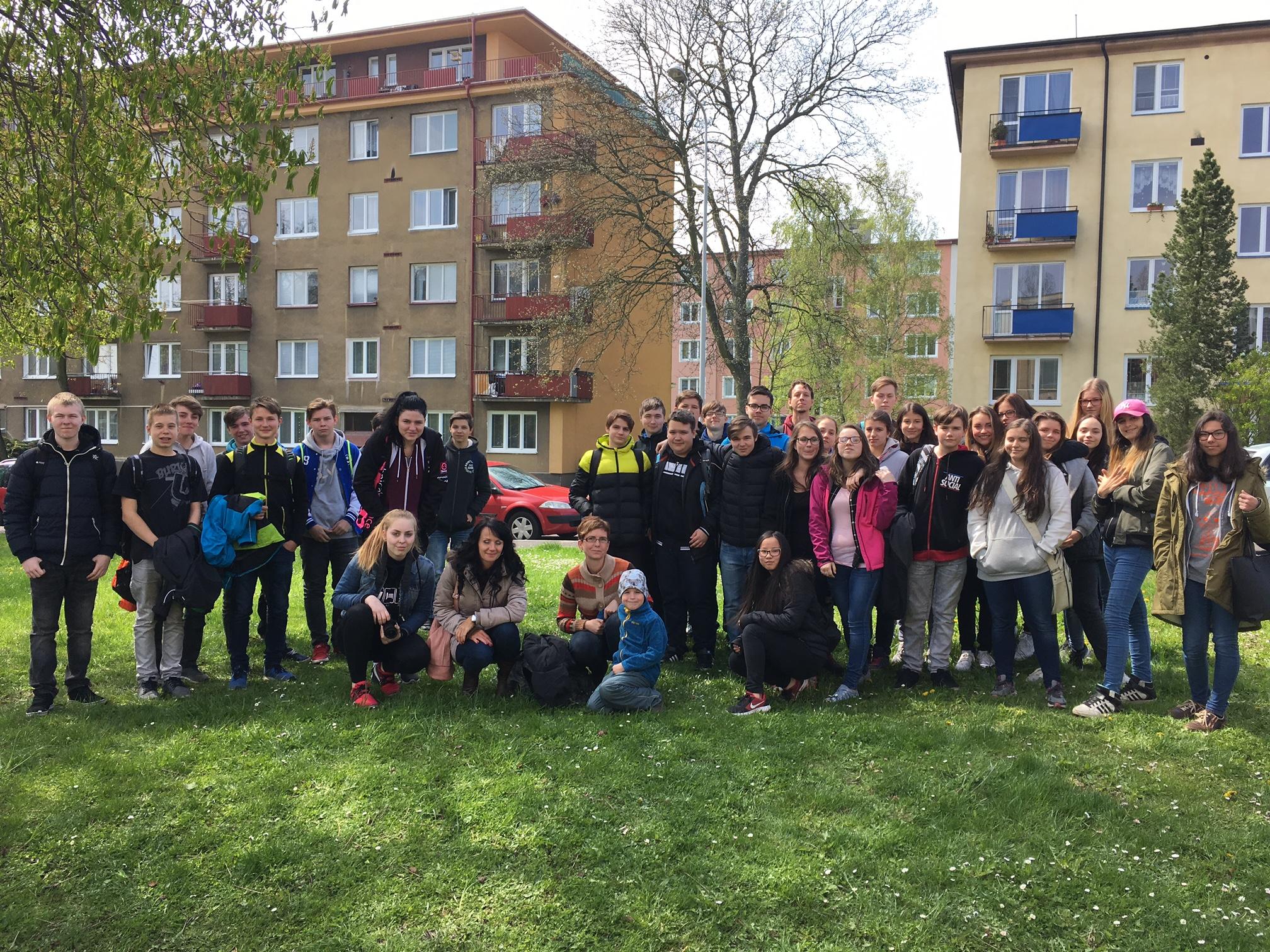 EVVO den – ZŠ Budovatelů Jirkov – 21. 4. 2017