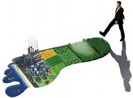 Ekologická stopa startuje