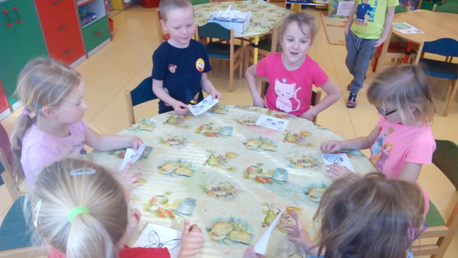 Dubnové projektové dny ve školkách MŠ v Mostě