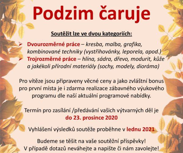 Soutěž Podzim čaruje 2021